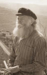 המשורר פיצ'י יהורם בן מאיר