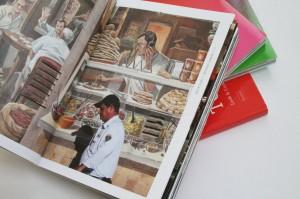 Israel To Go ספר בישול/אומנות ישראלי לתייר