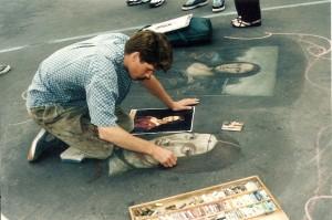צילום דנה לוזון (פאריז 1998)