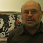 """ביקור בית עם המשורר והסופר מואיז בן הראש, זוכה פרס עמיחי לשנת 2012, מחבר הספר """"דרזדן יכולה לחכות"""""""