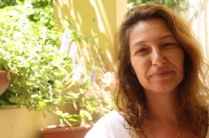 עלמה גניהר (צילום קאמי בונייה)