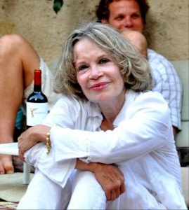 הסופרת אורה מורג (צילום מהאלבום המשפחתי)