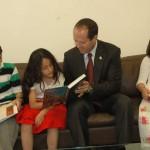 תלמידת כיתה ג' היא שיאנית הקריאה מירושלים / קראה 565 ספרים מתחילת השנה
