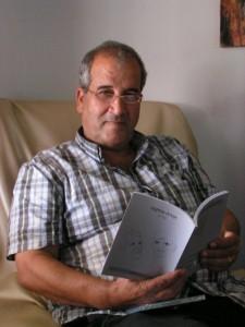 דוד ברבי (צילום יגאל יששכרוב)