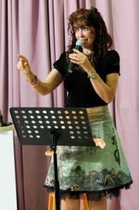 רחלי אברהם-איתן (צילום רונן כרם)