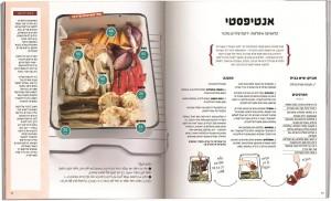 אנטיפסטי - קלאסיקה איטלקית: ירקות קלויים בתנור / מתוך 'בית ספר לבישול'