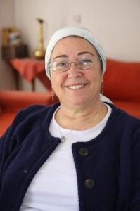 אורנה בורדמן (צילום יעל גולדשטיין)
