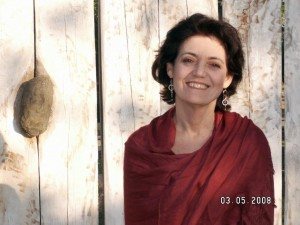 מירה קאופמן-שמח (צילום מהאלבום המשפחתי)