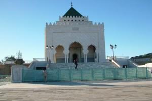 מרוקו - המוזוליאום דודו (צילום: ברטי אוחיון)