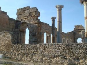 מרוקו - וולוביליס (צילום: ברטי אוחיון)