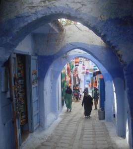 מרוקו - שפשואן (צילום: ברטי אוחיון)