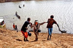 דרום אתיופיה מתוך הספר יומני מסע - צילום פבל וולברג