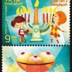 חנוכה 2014: מארזי פעילות, קסם הנר הבוער – שעשועים מדעיים וספר ילדים על חנוכה / חג שמח