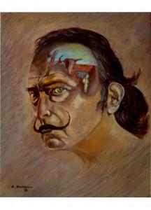 שמן על בד /  ציור רוזה רחלנקו מתוך הספר