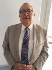 """ד""""ר שלמה גבאי (צילום מתוך האלבום המשפחתי)"""
